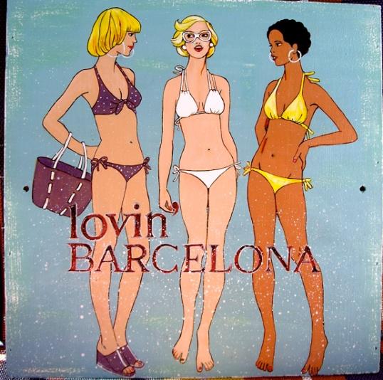 Lovin' Barcelona