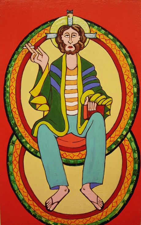 Typical Catalan Saint